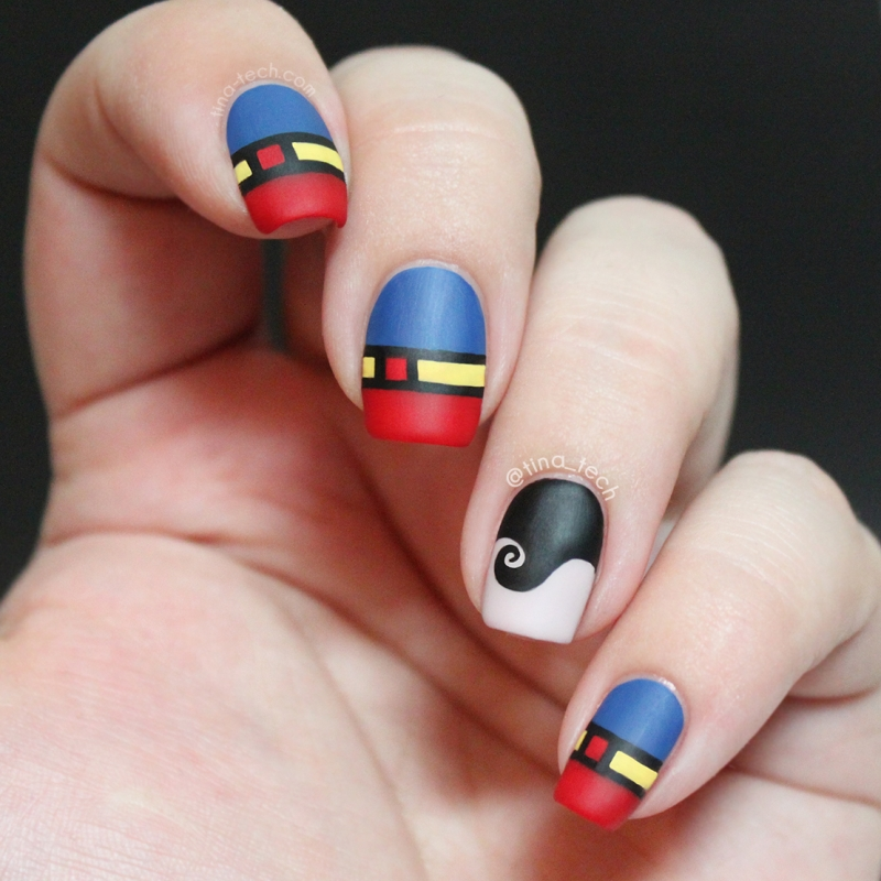supermanNails