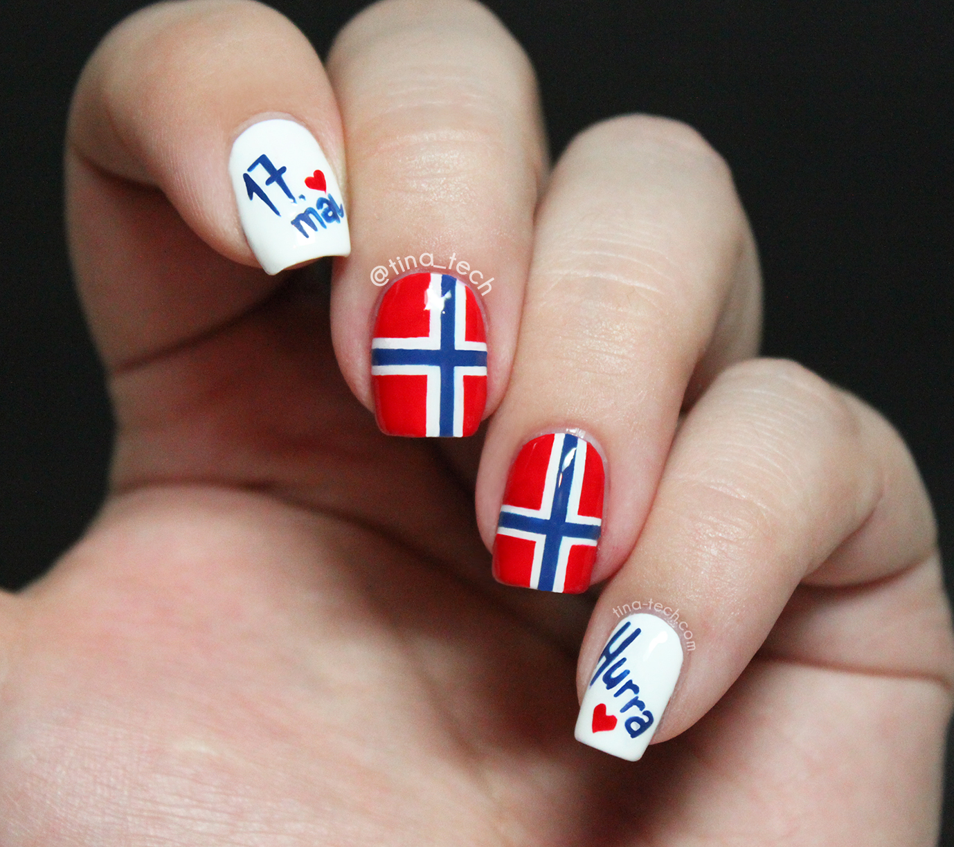 17 Mai Norwegian Constitution Day Tina Tech