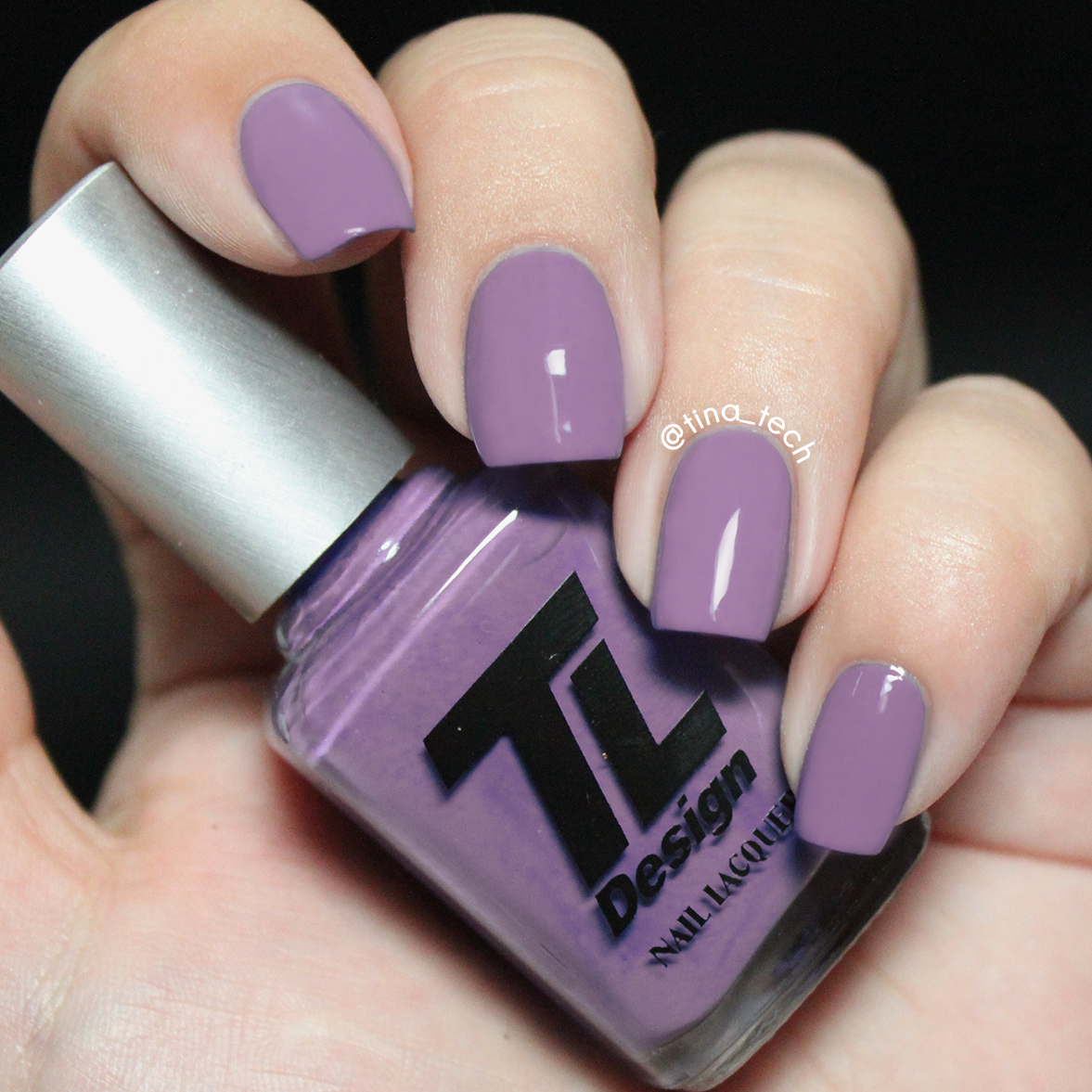 TL Design - Dusty Violet