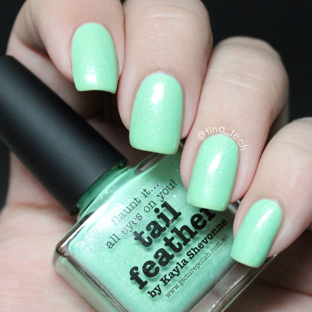 piCture pOlish - Tail Feather