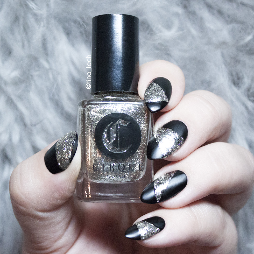 Cirque Colors - Mirror Mirror and Cult Nails - Fetish
