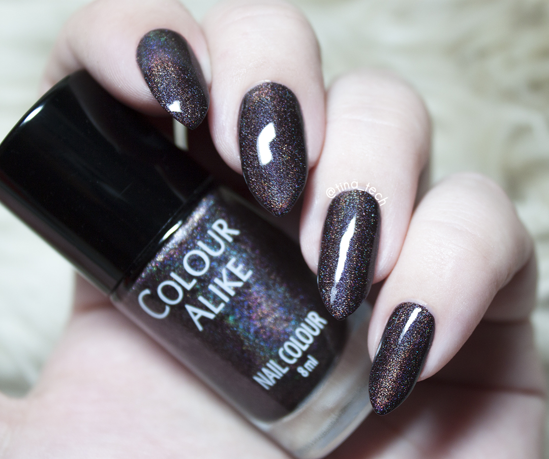 Colour Alike - Dark Holo Set - 500