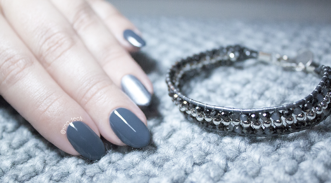 TL Design - Who Says Grey Is Boring? ByMarieLind bracelet Mette