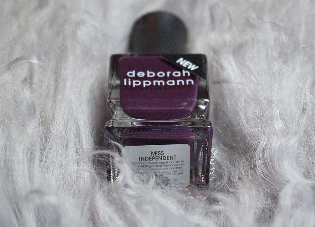 Deborah Lippmann - Miss Independent