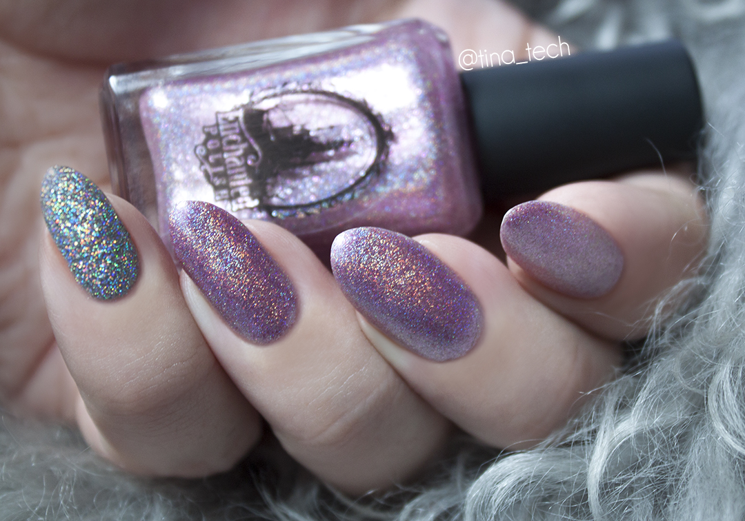 Enchanted Polish - Faerydae and Rainbow Ashes