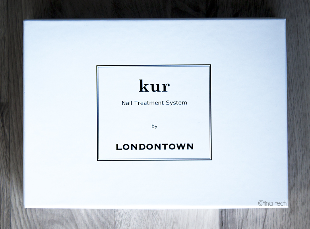 GIVEAWAY: kur Nail Treatment System fra Londontown