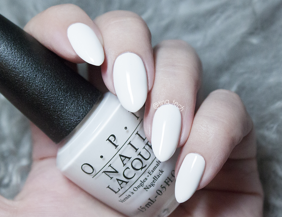 OPI Soft Shades 2016 - It's In The Clouds