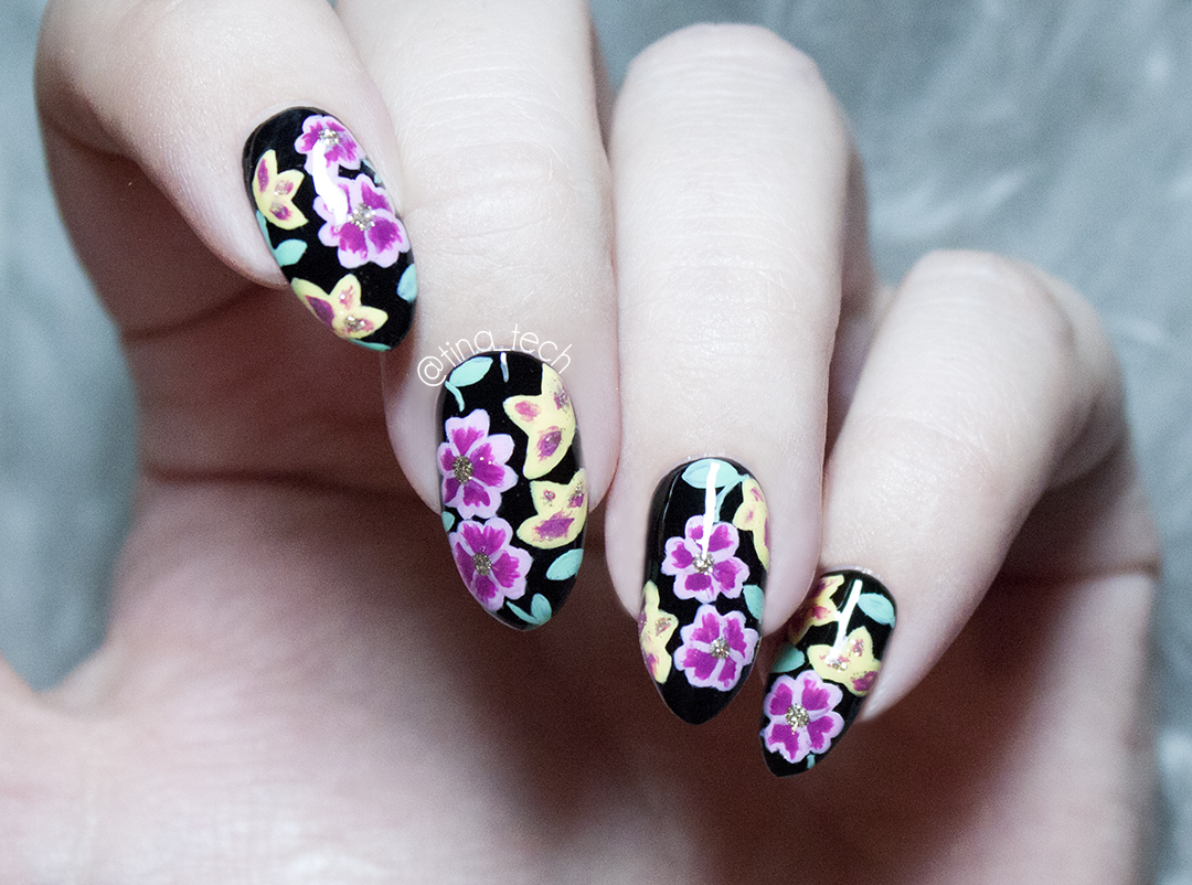 17th of May - National Costume Nail Art