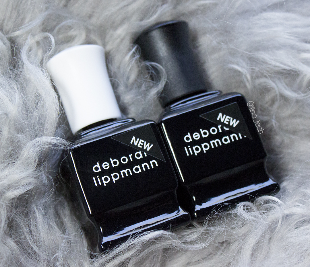 Deborah Lippmann - Gel lab pro base and top coat