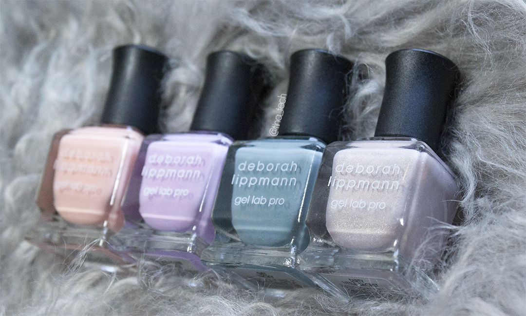 Deborah Lippmann - Afternoon Delight collection Gel Lab Pro