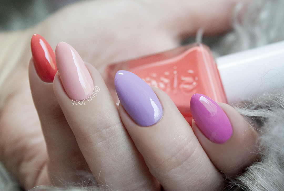 ESSIE - Gel Couture mix2
