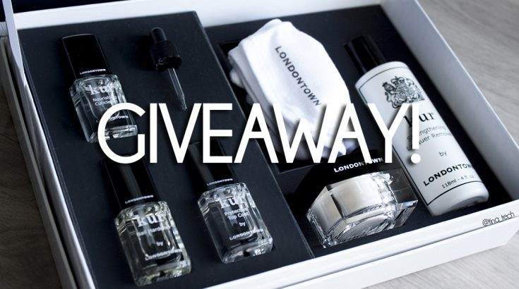 GIVEAWAY: kur Nail Treatment System by Londontown